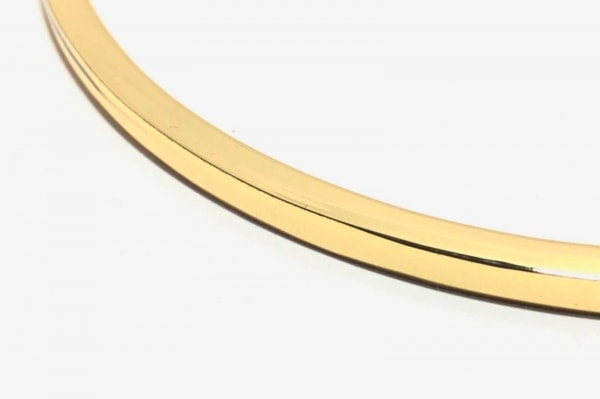 EDDIE BORGO(エディボルゴ) チョーカー 金属素材 ゴールド