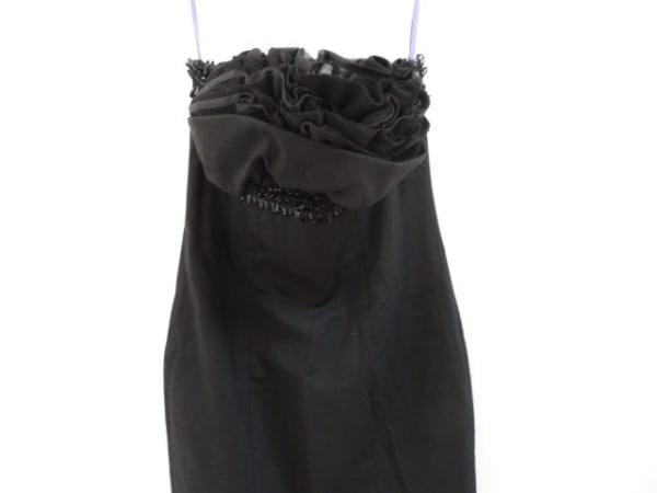 DSQUARED2(ディースクエアード) ドレス サイズ40 M レディース美品  黒 フリル