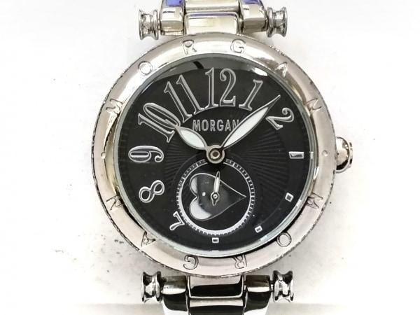 MORGAN(モルガン) 腕時計 MG062 レディース 黒