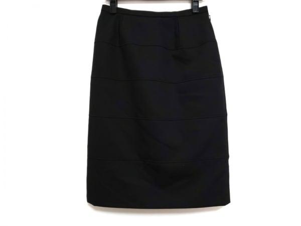 ROCHAS(ロシャス) スカート レディース美品  黒