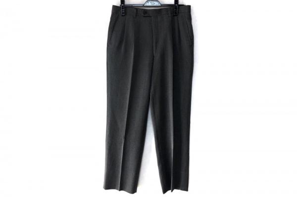 YUKITORII(ユキトリイ) パンツ サイズ82 メンズ グレー