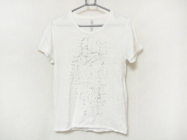 ブラックバレットバイニールバレット 半袖Tシャツ サイズ1 S メンズ 白