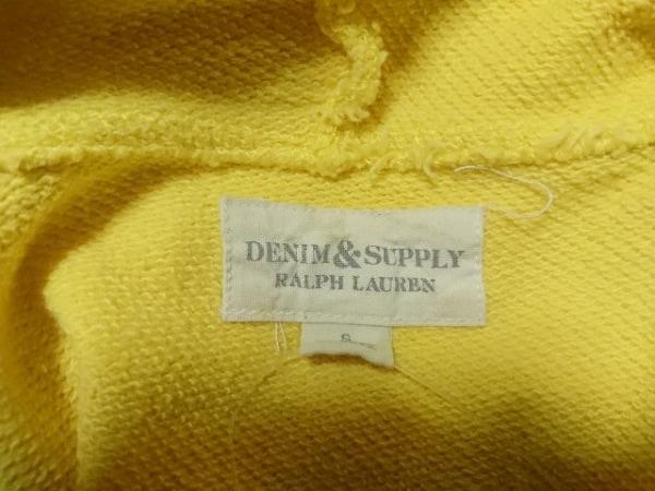 ラルフローレンデニム&サプライ パーカー サイズS レディース美品  ジップアップ