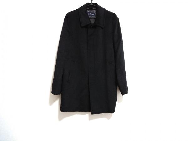 NEW YORKER(ニューヨーカー) コート サイズM メンズ美品  黒 冬物