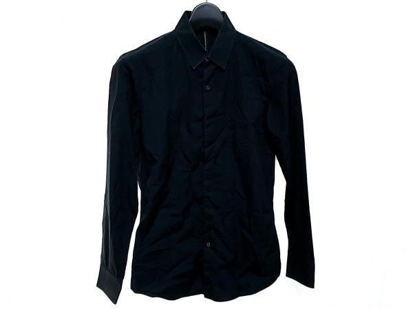 ブラックバレットバイニールバレット 長袖シャツ サイズ2 M メンズ 黒