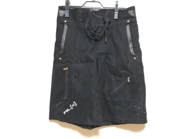 RLX(RalphLauren)(ラルフローレン) ショートパンツ メンズ 黒