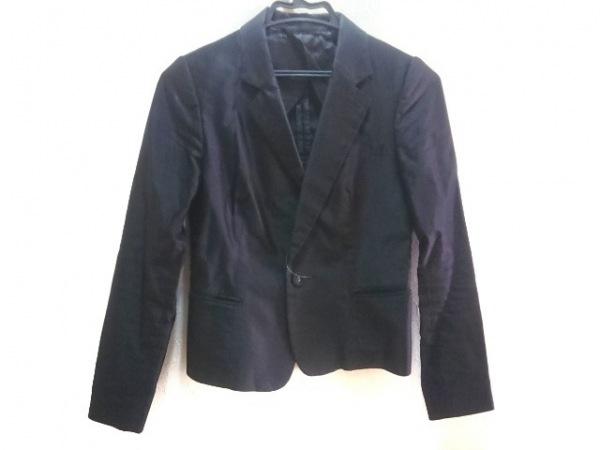 G.V.G.V.(ジーヴィジーヴィ) ジャケット サイズ36 S レディース 黒
