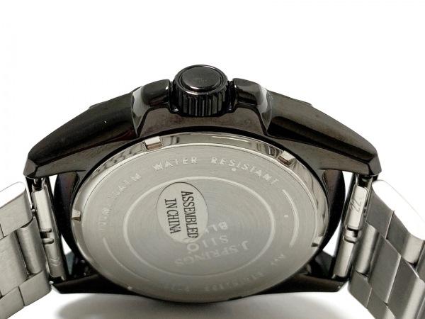 J.SPRINGS(ジェイスプリングス) 腕時計美品  BLK002 メンズ 黒
