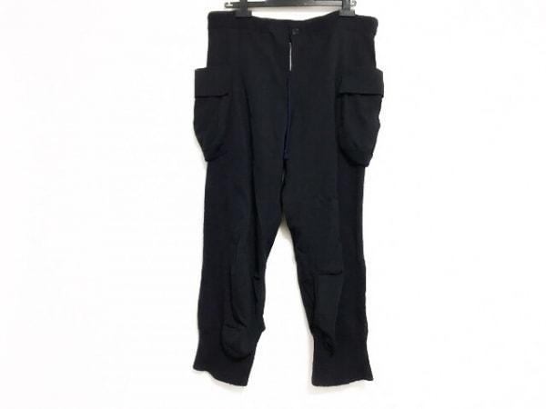Y's(ワイズ) パンツ サイズ3 L メンズ 黒