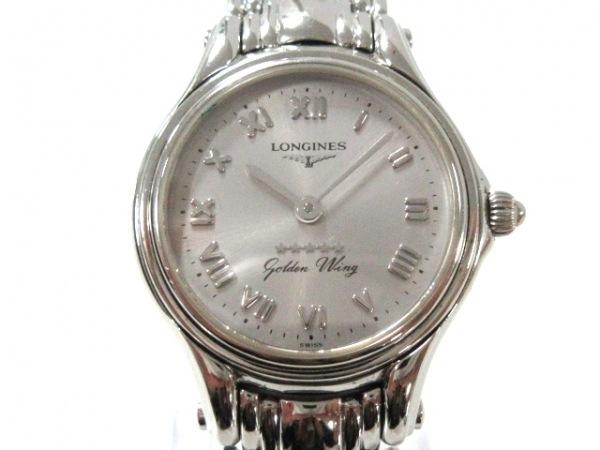 LONGINES(ロンジン) 腕時計美品  ゴールデンウイング L3.105.4 レディース シルバー