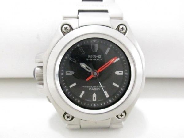 CASIO(カシオ) 腕時計 G-SHOCK MR-G MRG-120 メンズ 黒