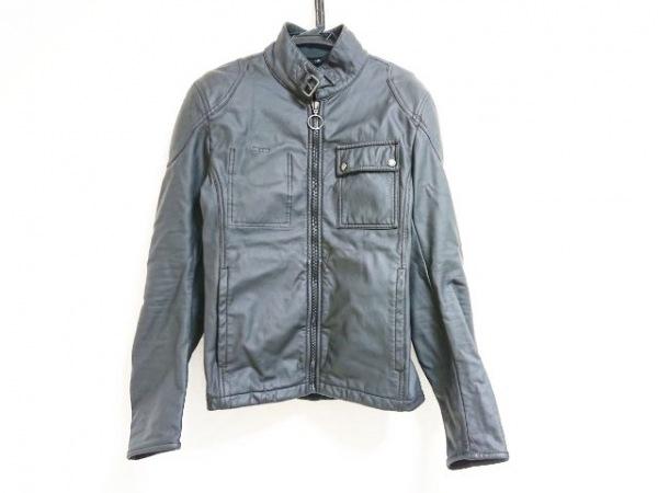 BELSTAFF(ベルスタッフ) ライダースジャケット サイズL メンズ 黒 冬物