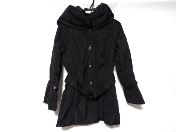 La ModaGOJI(ラモーダゴジ) コート サイズ11 M レディース美品  黒 冬物