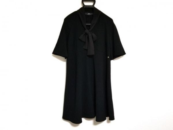 ELISABETTA FRANCHI(エリザベッタフランキ) ワンピース レディース 黒