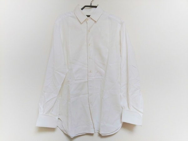DRESSTERIOR(ドレステリア) 長袖シャツ サイズ41 メンズ 白