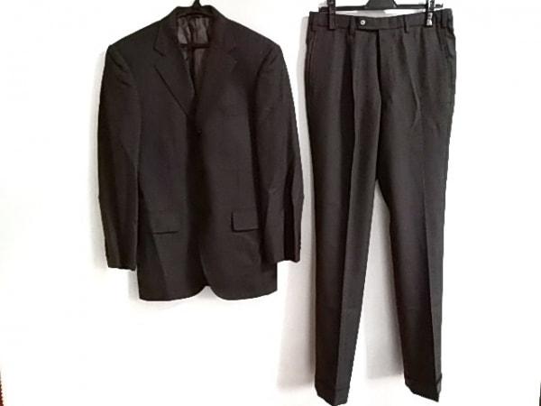 NEW YORKER(ニューヨーカー) メンズスーツ サイズYA5 メンズ美品  ストライプ