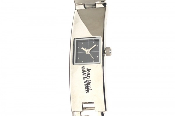 JeanPaulGAULTIER(ゴルチエ) 腕時計 5430-J00271 ボーイズ 黒