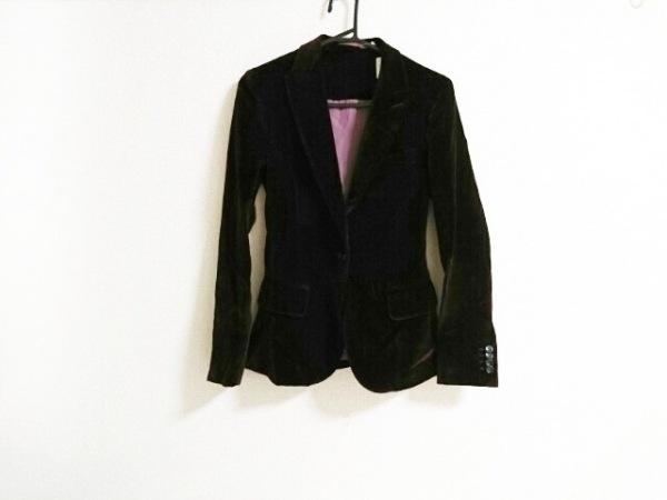 STRASBURGO(ストラスブルゴ) ジャケット サイズ40 M レディース美品  ボルドー