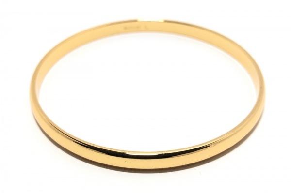 MONET(モネ) バングル美品  金属素材 ゴールド