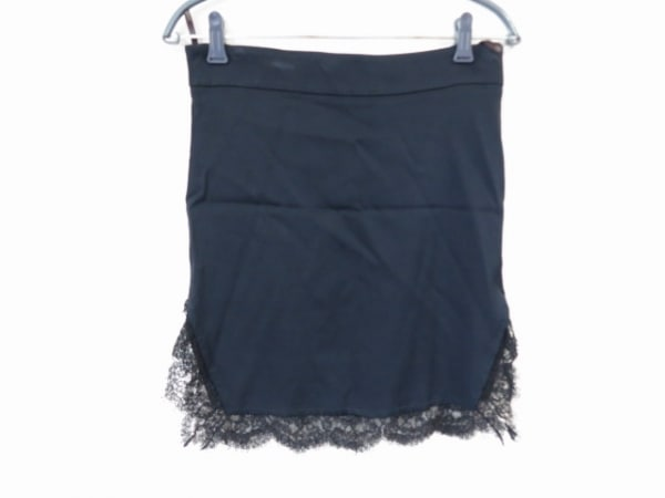 RobertoCavalli(ロベルトカヴァリ) スカート サイズ40 M レディース美品  黒