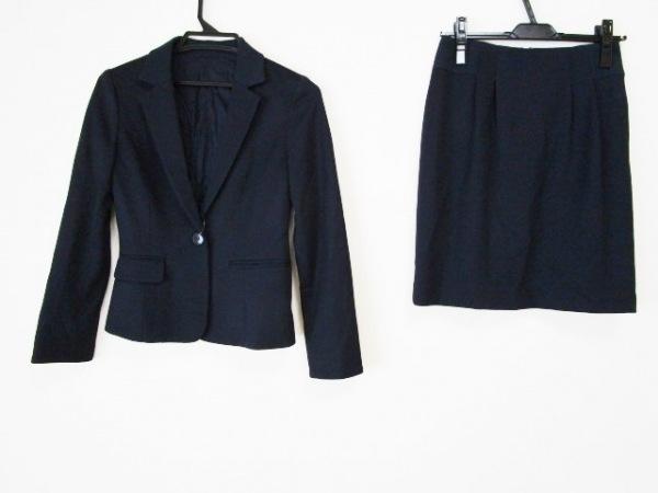 NOLLEY'S(ノーリーズ) スカートスーツ サイズ36 S レディース 黒