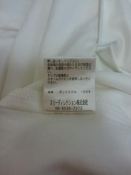 rous(ラス) 半袖カットソー レディース 白 フリル袖口