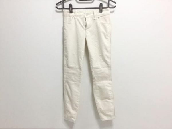 マークバイマークジェイコブス パンツ サイズ13 L レディース アイボリー