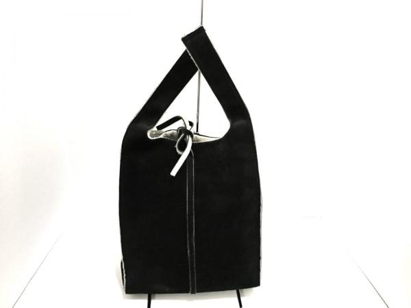 yohjiyamamoto(ヨウジヤマモト) トートバッグ 黒 スエード
