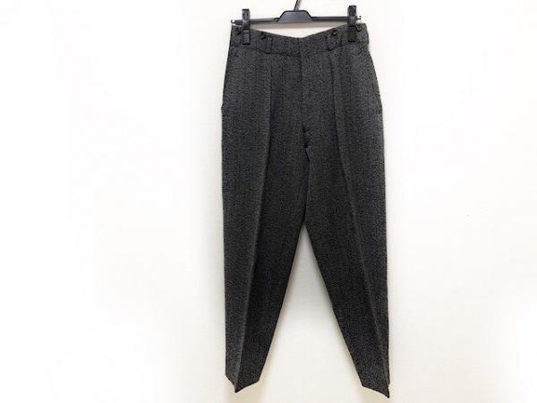 コムデギャルソンオム パンツ サイズS メンズ新品同様  黒×白
