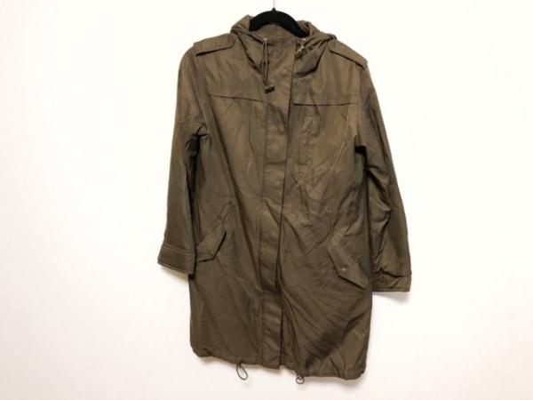 UNTITLED(アンタイトル) コート サイズ3 L レディース美品  ダークグリーン 冬物