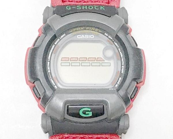 CASIO(カシオ) 腕時計 G-SHOCK DW-002BM メンズ グレー