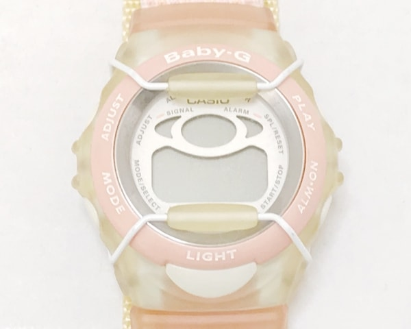 CASIO(カシオ) 腕時計 Baby-G BGM-100 レディース G'MIX 白