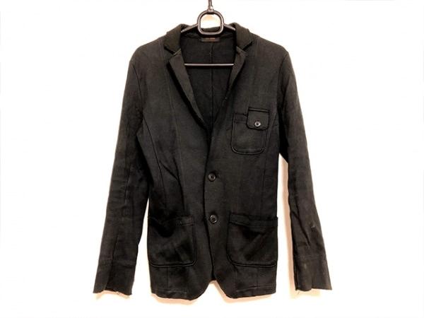 TETE HOMME(テットオム) ジャケット サイズ4 XL レディース 黒 【表地】綿【裏地】綿