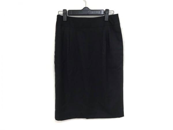 TOMORROWLAND(トゥモローランド) スカート サイズ34 S レディース美品  黒