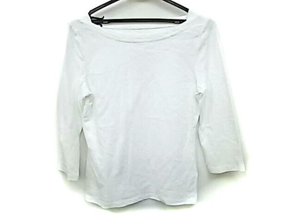 ブルーム ストリート ケイトスペード 長袖Tシャツ サイズS レディース 白 リボン