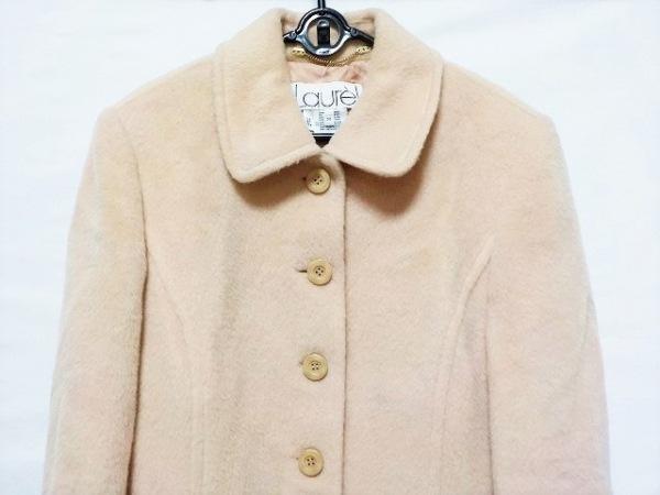 Laurel(ローレル) コート サイズ38 M レディース美品  ライトブラウン 冬物