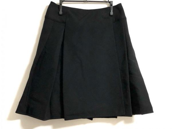 PRADA SPORT(プラダスポーツ) 巻きスカート サイズ36 S レディース 黒