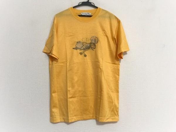 クリスチャンディオールスポーツ 半袖Tシャツ サイズM レディース美品  刺繍
