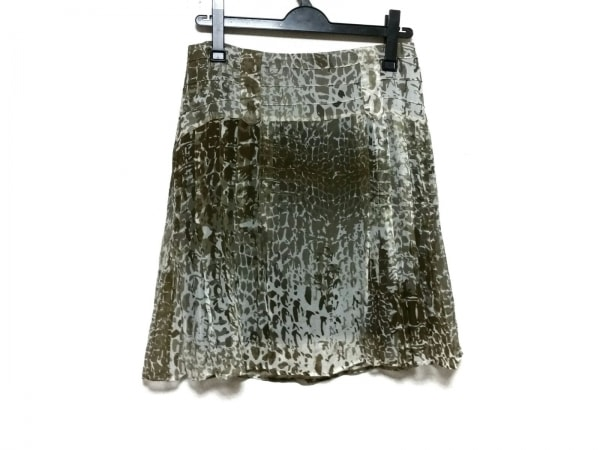PAOLA FRANI(パオラ フラーニ) スカート サイズ40 M レディース美品