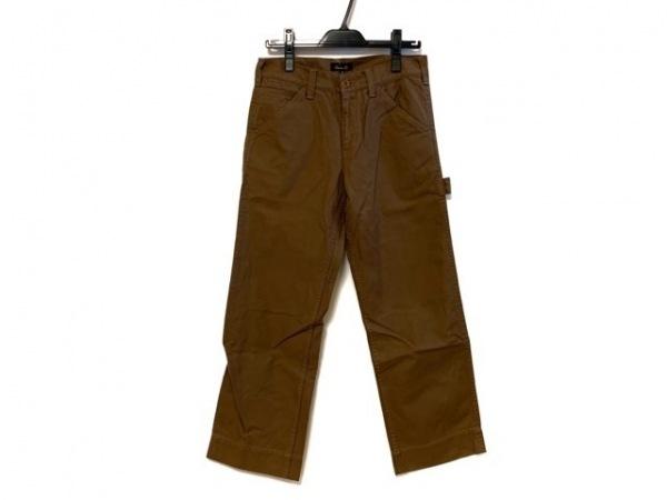 Drawer(ドゥロワー) パンツ サイズ36 S レディース ブラウン