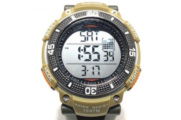 Timberland(ティンバーランド) 腕時計 13554J メンズ ライトグレー