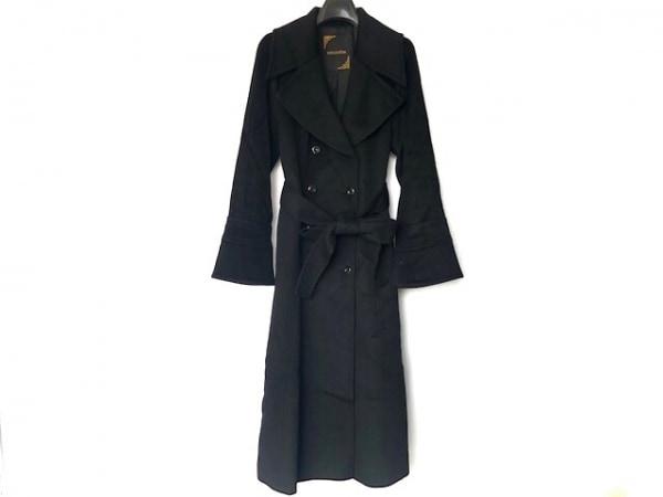 KRYDDERI(クリュドリィ) コート サイズ7 S レディース美品  黒 冬物/ロング丈
