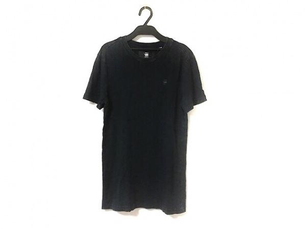 G-STAR RAW(ジースターロゥ) 半袖Tシャツ サイズXXS XS メンズ ダークネイビー