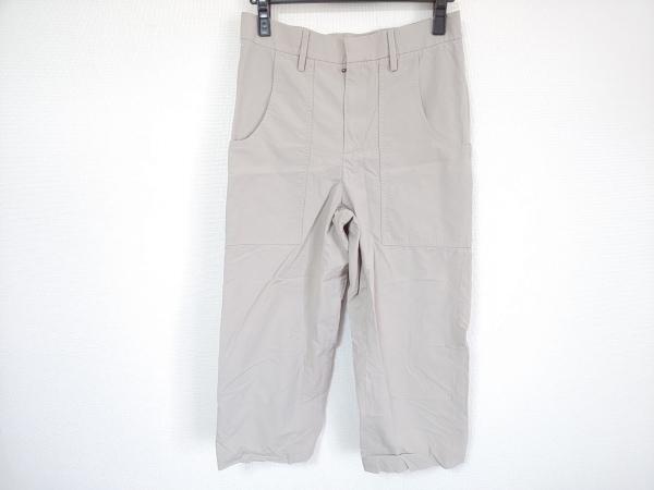 MARNI(マルニ) パンツ サイズ38 S レディース ベージュ