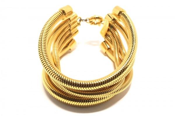 MISSONI(ミッソーニ) ブレスレット 金属素材 ゴールド