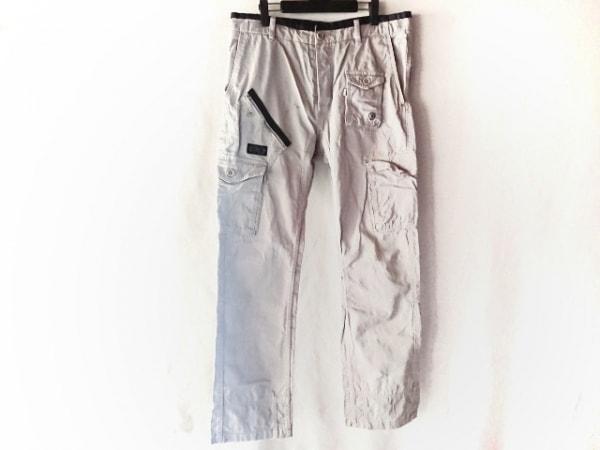 DIESEL(ディーゼル) パンツ サイズ32 XS メンズ ライトグレー ボタンフライ
