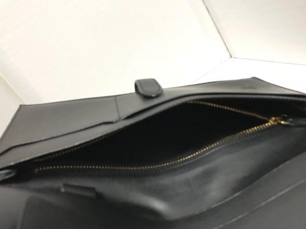 土屋鞄製造所(ツチヤカバンセイゾウショ) 長財布 黒 レザー