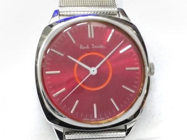 PaulSmith(ポールスミス) 腕時計 5530-F52258 ボーイズ レッド