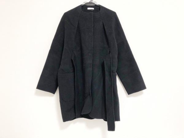 MARELLA(マレーラ) コート サイズ42 M レディース 黒 冬物
