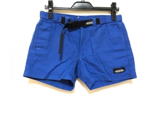KAVU(カブー) ショートパンツ サイズ4 XL レディース ブルー